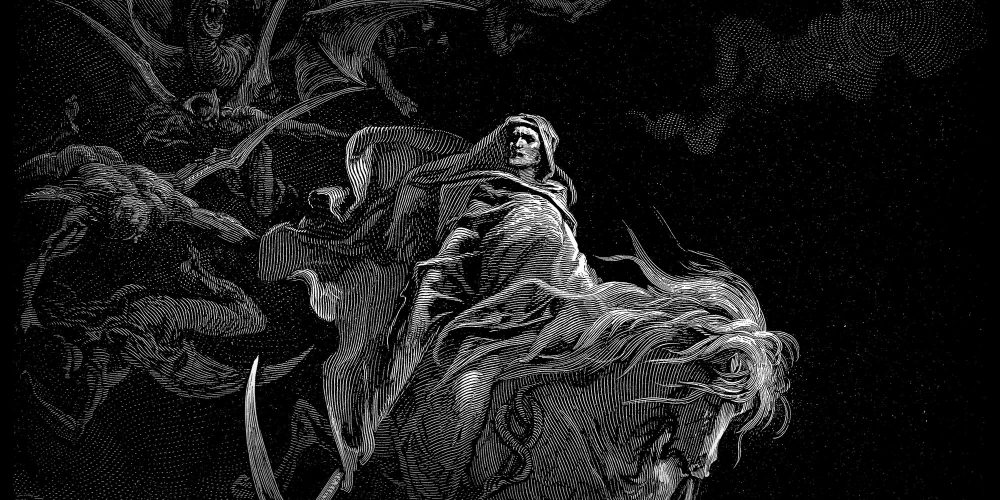 Death Images Art