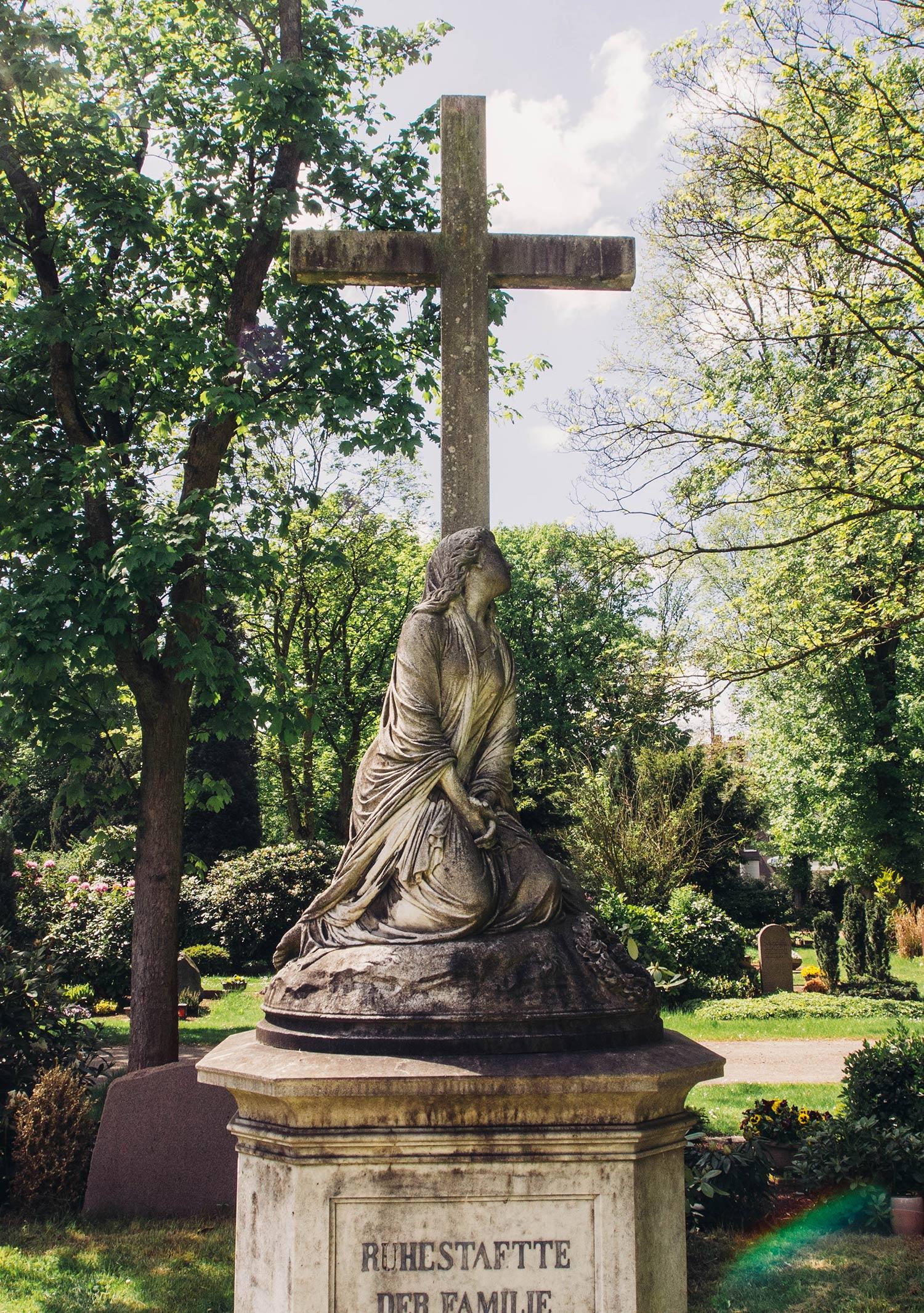 Cemetery Review #9 – Friedhof Sternbuschweg – Duisburg