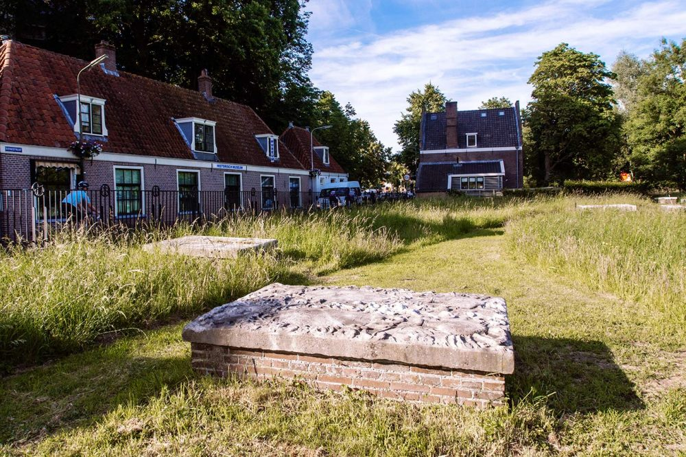 "Cemetery Review #10 – Beth Haim ""House of Life"" – Ouderkerk aan de Amstel – The Netherlands"