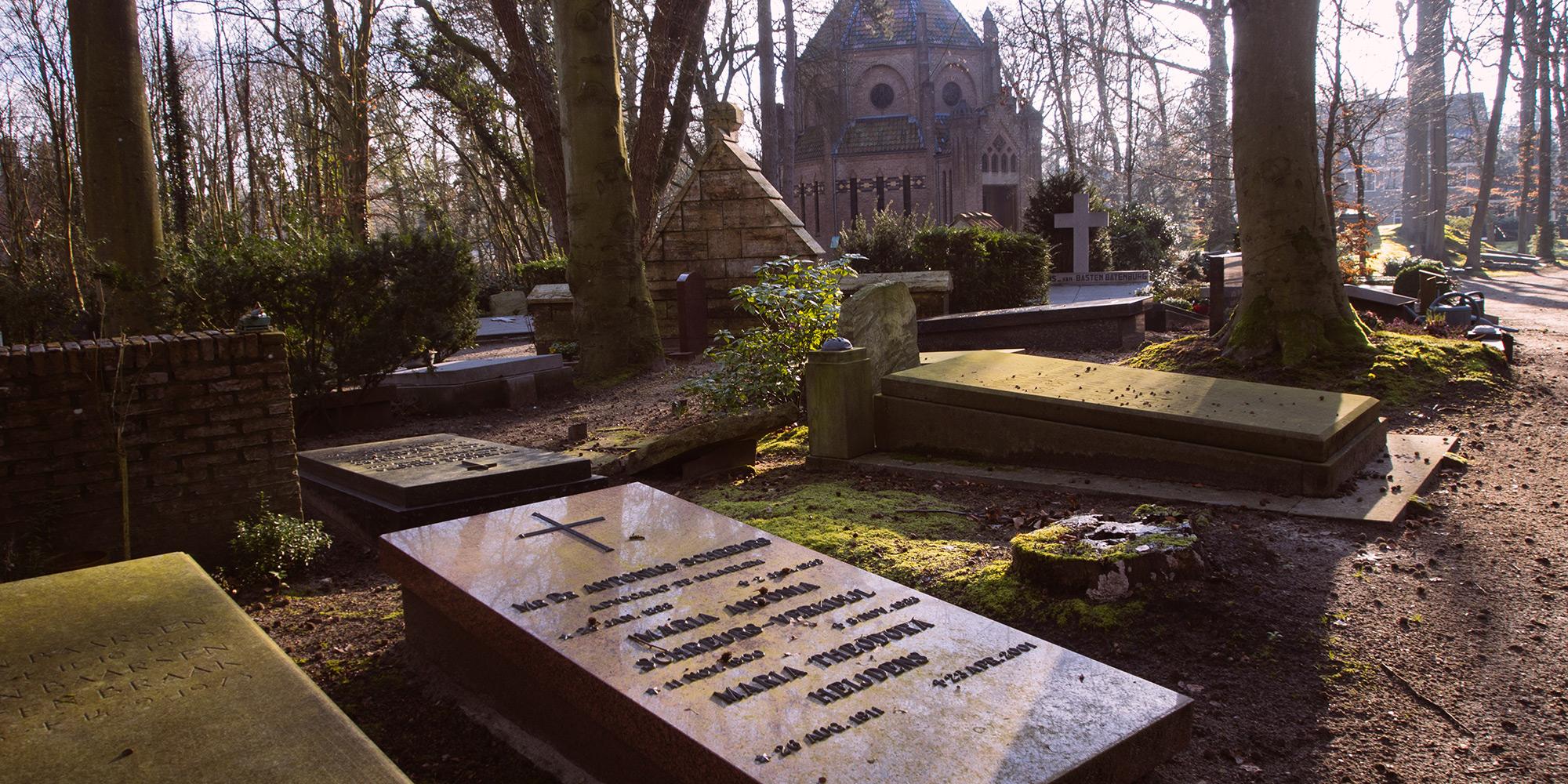 Cemetery Review #17 - Begraafplaats Adelbert - Bloemendaal - The Netherlands